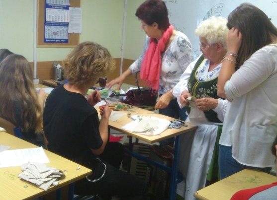 Haft kaszubski i muzyka regionalna na lekcjach w SAT