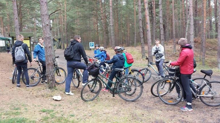 Rajd rowerowy SAT - Półwysep Helski